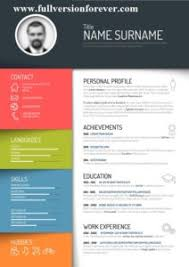 creative resume templates for job seeker in word and psd files    creative resume templates for graphic designers