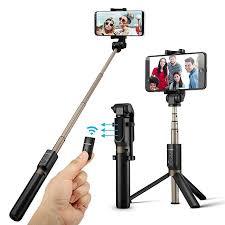 BlitzWolf <b>Selfie Stick Tripod</b> with Remote for iPhone XS MAX XR X 8 ...