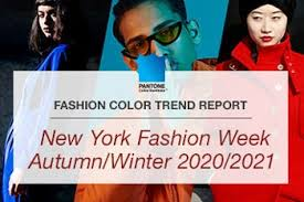 Fashion Color Trend Report: New York Fashion Week <b>Autumn</b> ...