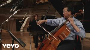 <b>Yo</b>-<b>Yo Ma</b>, Kathryn Stott - The Swan (Saint-Saëns) - YouTube