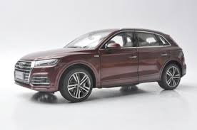 1:18 Diecast Model for Audi Q5L Q5 2018 Red New SUV Alloy Toy ...