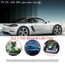 DARKEST LIMO <b>MEDIUM LIGHT BLACK</b> 1% TO 70% CAR ...