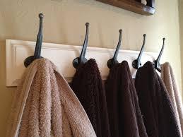 guest bathroom towels: decorative bathroom hooks for towels towel hooks guest bath decorative bathroom hooks for towels
