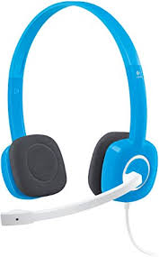 Logitech Stereo Headset H150 - Blue (Discontinued ... - Amazon.com