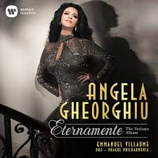 <b>Angela Gheorghiu</b>: <b>Eternamente</b> - The Verismo Album - Music on ...