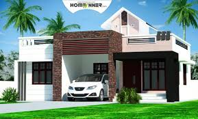 Rectangular Kerala home plans design low cost sq ft BHK    Rectangular Kerala home plans design low cost sq ft BHK
