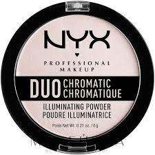<b>NYX Professional Makeup</b> Duo Chromatic Illuminationg Powder ...