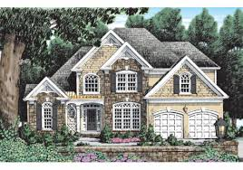 Mallory   Home Plans and House Plans by Frank Betz Associates
