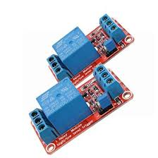 Universalmart Level Trigger Optocoupler Relay Module For Arduino ...