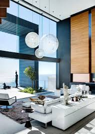 high ceiling lighting fixtures. Stefan Antoni Olmesdahl Truen Architects SAOTA W OKHA Interiors For Interior Design In Clifton Cape Town South Africa The High Ceiling U0026 Lights Lighting Fixtures E