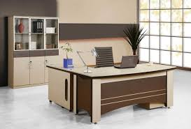 luxury brown finish home office laptop desk luxury offices brown finish home office