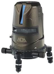 <b>Лазерный уровень</b> самовыравнивающийся <b>ADA</b> instruments 2D ...