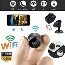 A9 Mini Camera 2.4G Wireless Wifi 1080P HD Night Vision ... - Vova