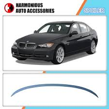 China Auto Sculpt <b>Rear Trunk Spoiler</b> for BMW <b>E90</b> 3 Series 2007 ...