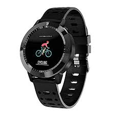 <b>CF58 Smart Watch</b> IP67 Waterproof Tempered Glass Activity Fitness ...