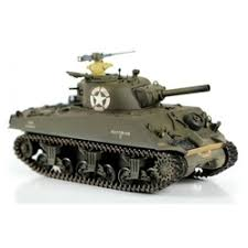 «<b>Танк</b> Pilotage M4A3 <b>Sherman</b> 1:24 RC13709» — Детские товары ...