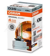Ксеноновая <b>лампа D3S Osram</b> XENARC ORIGINAL - 66340