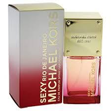 Michael Kors Sexy Rio De Janeiro Eau De Perfume ... - Amazon.com