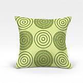<b>Декоративная подушка ТомДом Мбау-О</b> (зеленый) | www.gt-a.ru