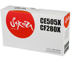 Купить <b>Картридж SAKURA CE505X</b>/CF280X (<b>6500</b> стр., Чёрный ...