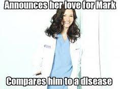 Grey's on Pinterest | Greys Anatomy Memes, Grey's Anatomy and Grey ... via Relatably.com