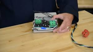How To Wire <b>3</b> position selector switch to stacklight - YouTube