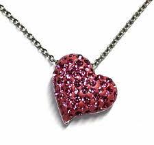 Сердце <b>Swarovski</b> моды ожерелья и подвески - огромный выбор ...