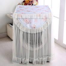 peva washing machine floral
