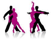 Risultati immagini per coppia di ballerini disegno GRATIS