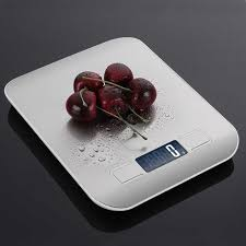 Multifunctional <b>Electronic</b> Kitchen Scale <b>10kg</b>/<b>1g</b> stainless steel ...