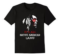 <b>Мужская футболка</b> с черепом Native Indian Red Spirit <b>American</b> V41
