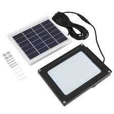 Ejoyous <b>Solar Powered 150 LED</b> Light Light-control & Motion ...
