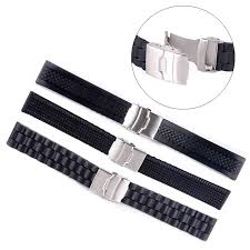 3Styles Sports Watch <b>Band</b> 20mm 22mm 24mm Soft <b>Silicone</b> ...
