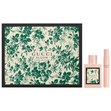 <b>Gucci Bloom Acqua</b> di Fiori Eau de Toilette For Her Gift Set ...