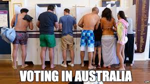 How They Vote In Australia   WeKnowMemes via Relatably.com