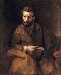 rembrandt to reynolds rembrandt man a knife st bartholomew 1657 oil on canvas 122 7 x 99 5 cm timken art gallery san diego