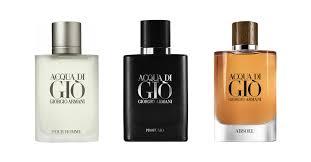 Original vs. <b>Flanker</b>: Armani's Acqua di Gio Original, Profumo ...