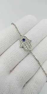 <b>Браслет амулет</b> Рука Фатимы серебро 925 – заказать на ...
