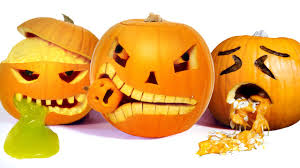 10 Awesome <b>Halloween Pumpkin</b> Carving Ideas - YouTube