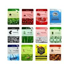 [<b>Farmstay</b>] <b>Visible Difference</b> Mask Sheet 10ea (10ea of one type ...