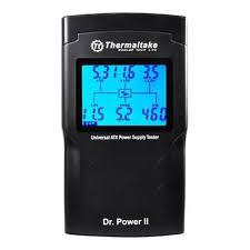 Тестер <b>блоков THERMALTAKE</b> Dr. <b>Power</b> II (<b>Power Supply</b> Tester ...