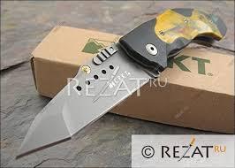 Полуавтоматический <b>складной нож</b> CRKT Elishewitz <b>Horus</b> CR ...