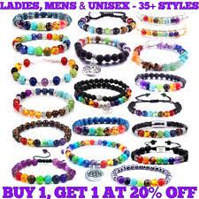 Handmade Stone Costume Bracelets Buddha <b>Beads</b> for sale | eBay