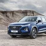 2019 Hyundai Santa Fe Sports Confusing Name Swap, Updated Engines