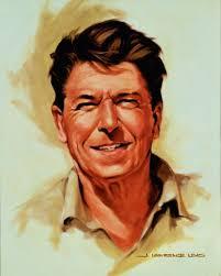 Ronald Reagan usava aparelho de surdez e durante a sua presidência houve um aumento dramático na venda de aparelhos de surdez. - presidentronaldreagan