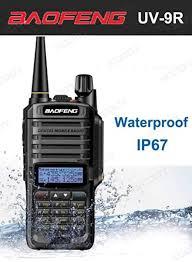 <b>BF</b>-<b>UV9R Plus</b> Two-way Walkie Talkie 8W VHF/UHF Dual Band ...