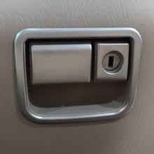 <b>Хромированные накладки на</b> ручку открывания дверцы ...