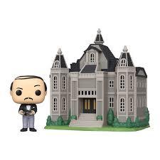 <b>Batman</b> Wayne Manor with Alfred 80th Anniversary <b>Pop</b>! <b>Town</b> ...