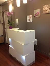 creative reception desks for small office spaces google search chic front desk office interior design ideas