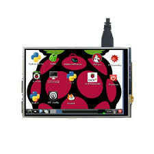 Caturda <b>c0278 3.5 inch</b> touch <b>screen</b> with touch pen for raspberry pi ...
